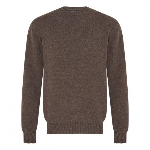 W&M 2 Ply Cashmere Crew Neck Jumper