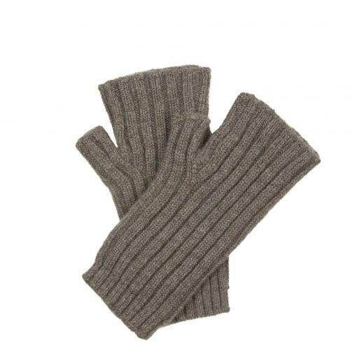 Cashmere Hand Warmer - Elk Grey